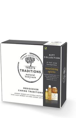 Treets Traditions Luxury Gift Set Nourishing Spirits