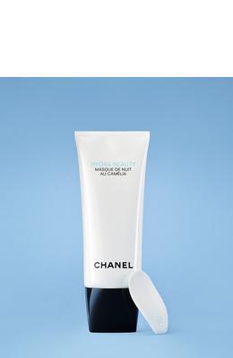 CHANEL Hydra Beauty Masque De Nuit Au Camelia