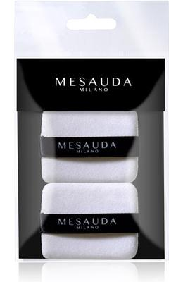 MESAUDA Rectangular Flocked Puff Sponge