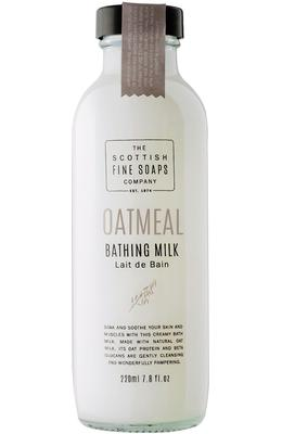 Scottish Fine Soaps Oatmeal Bathing Milk