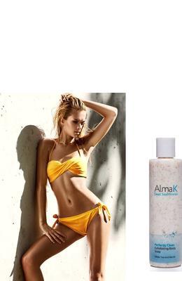 Alma K Exfoliating Body Soap