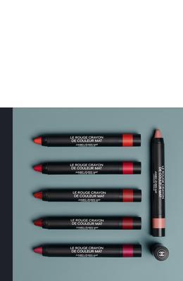 CHANEL Le Rouge Crayon De Couleur Mat