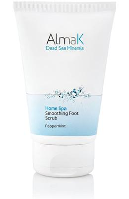 Alma K Smoothing Foot Scrub