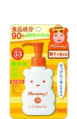 Isehan Mommy UV Mild Gel SPF33