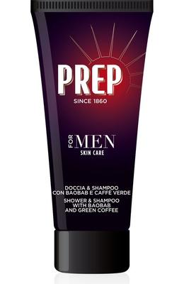 PREP For MEN Shampoo & Shower Gel