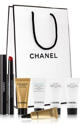 CHANEL Rouge Coco Stylo Complete Care Lipshine Set