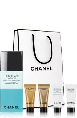 CHANEL Le Bi-phase Visage Set