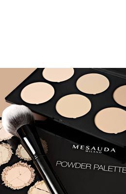 MESAUDA Powder Palette