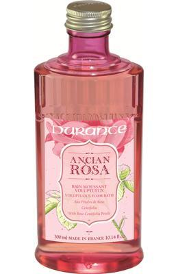 Durance Voluptuous Foam Bath Ancian Rosa