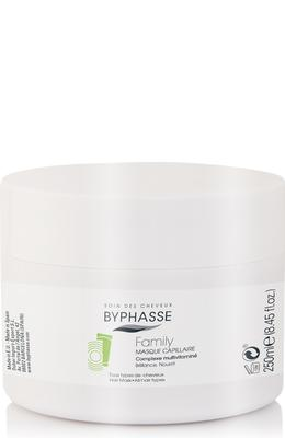 Byphasse Family Hair Mask Multivitamin Complex