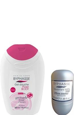 Byphasse Plaisir Shower Gel Set