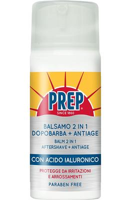 PREP Balm 2 in 1 Aftershave + Antiage