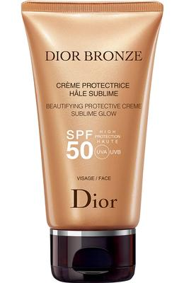 Dior Bronze Beautifying Protective Cream Sublime Glow
