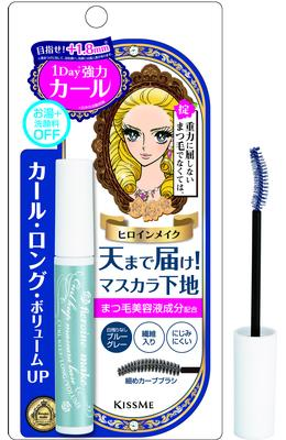 Isehan Heroine Make Curl Keep Mascara Base