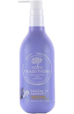 Treets Traditions Healing in Harmony Hand Lotion