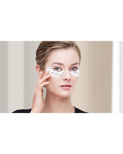 CHANEL Сыворотка двойного действия для контура глаз и патчи Le Lift Flash Eye Revitalizer. Фото 2