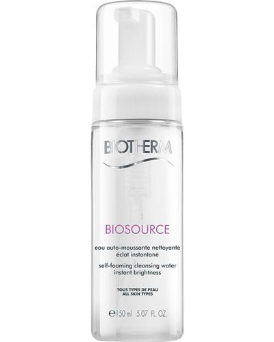 Biotherm Мус-спрей, що очищає Biosource Self-Foaming Cleansing Water
