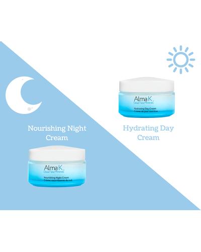 Alma K Крем для нормальной и комбинированной кожи Hydrating Day Cream Normal-Combination Skin. Фото 6