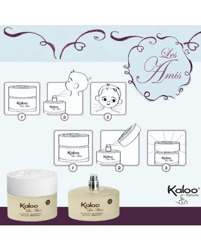 Kaloo Parfums Парфюм + игрушка для детей Les Amis Puppy Lilirose. Фото 2