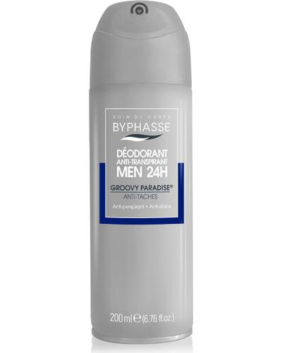 Byphasse Дезодорант Anti-perspirant 24h Men Groovy Paradise