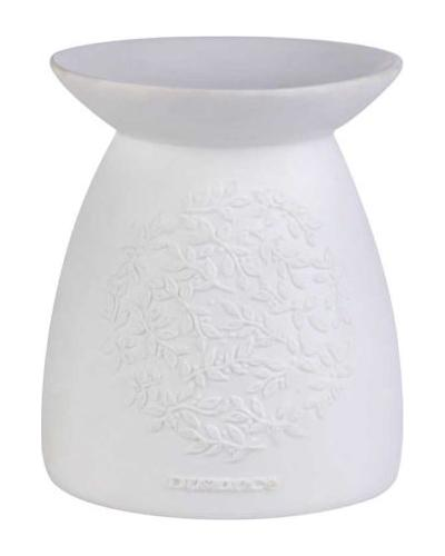 Durance Підсвічник з кераміки Porcelain Perfume Warmer Vegetation Design