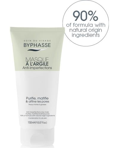 Byphasse Маска для лица Masque A L'Argile Anti-imperfections Clay Mask. Фото 7