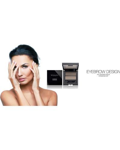 MESAUDA Набор для бровей Eyebrow Design. Фото 1