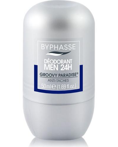 Byphasse Роликовий дезодорант 24h Men Deodorant Groovy Paradise