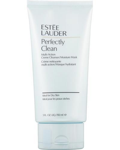 Estee Lauder 2 в 1: крем для умывания/маска увлажняющая Perfectly Clean Creme Cleanser/Moisture Mask