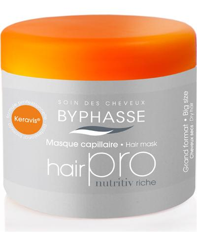 Byphasse Маска для сухих волос Hair Pro Hair Mask Nutritiv Riche Dry Hair