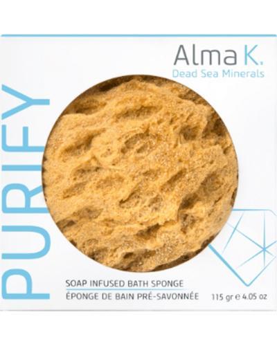 Alma K Губка-спонж натуральна Eco-friendly Foaming Sponge