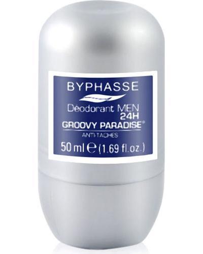 Byphasse Дезодорант роликовый 24h Men Deodorant Groovy Paradise. Фото 3
