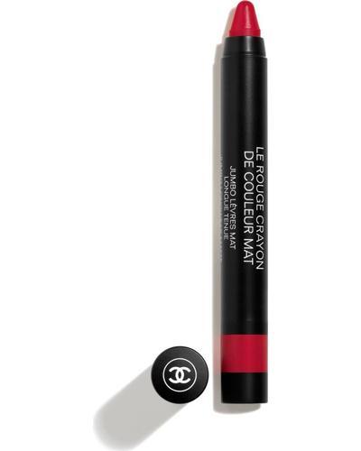 CHANEL Стойкая матовая помада-карандаш для губ Le Rouge Crayon De Couleur Mat