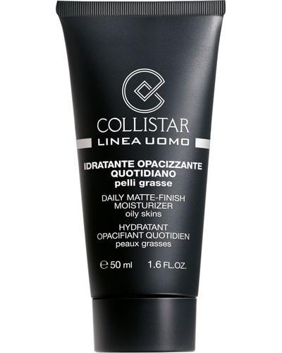 Collistar Чоловічий зволожуючий матуючий крем + Бальзам після гоління Daily Matte-Finish Moisturizer