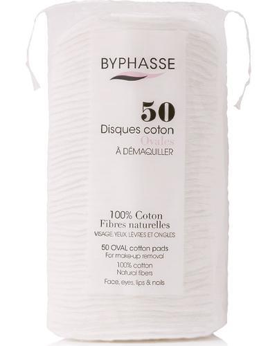 Byphasse Диски для снятия макияжа овальные Oval Cotton Pads. Фото 3