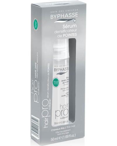 Byphasse Сироватка для зміцнення волосся Hair Pro Volum Hair Tips Densifier Serum