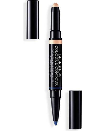 Dior Дуэт подводки и теней для век Diorshow Colour Contour Eyeshadow & Eyeliner Duo