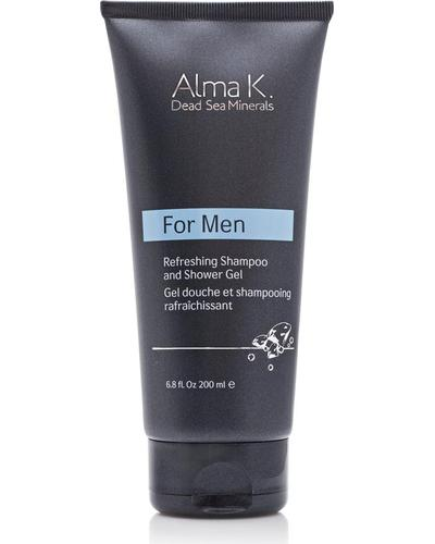 Alma K Освіжаючий шампунь для тіла і волосся For Men Refreshing Shampoo and Shower Gel