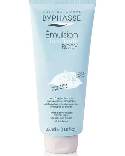 Byphasse Эмульсия для тела тонизирующая Home Spa Experience Toning Body Emulsion