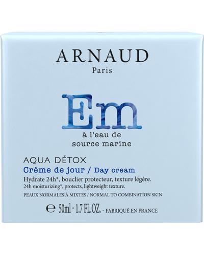 Arnaud Крем дневной для нормальной и комбинированной кожи Aqua Detox Day Cream Normal to Combination Skin. Фото 4