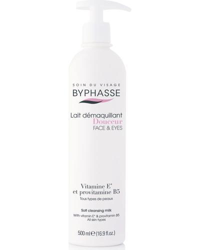 Byphasse Молочко для снятия макияжа Soft Cleansing Milk