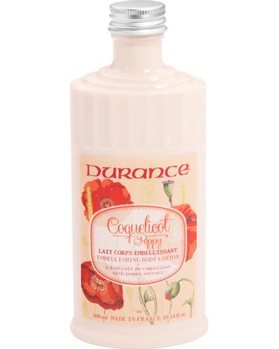 Durance Лосьон для тела Body Lotion with Poppy Extract