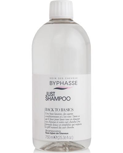Byphasse Шампунь для нормального волосся Just Shampoo Back to Basics