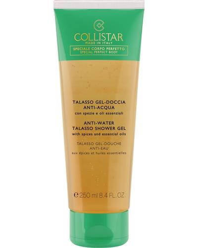 Collistar Талассо-гель для душа дренирующий Anti-water Talasso Shower Gel