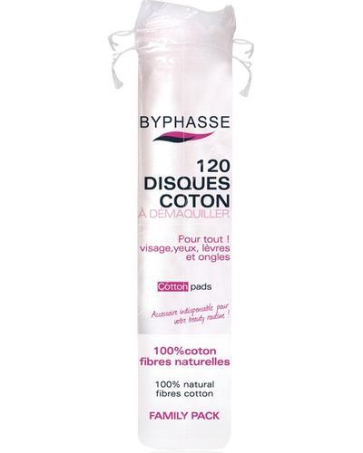 Byphasse Диски для зняття макіяжу Cotton Pads