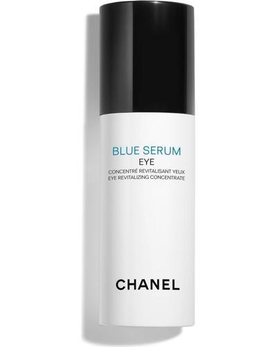 CHANEL Сироватка для відновлення життєвих сил шкіри навколо очей Blue Serum Eye