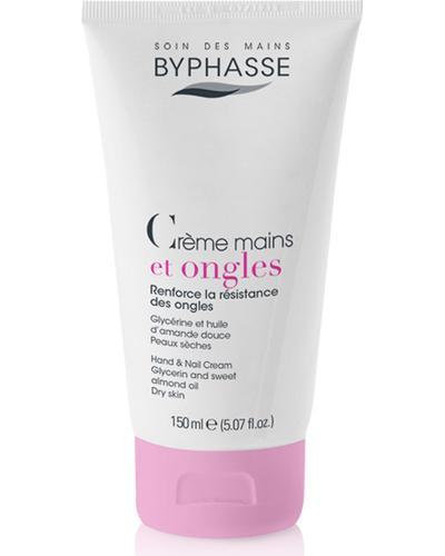 Byphasse Крем для рук і нігтів Hand And Nail Cream