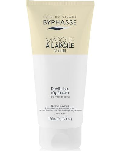 Byphasse Маска для лица Masque A L'Argile Nutritive Clay Mask
