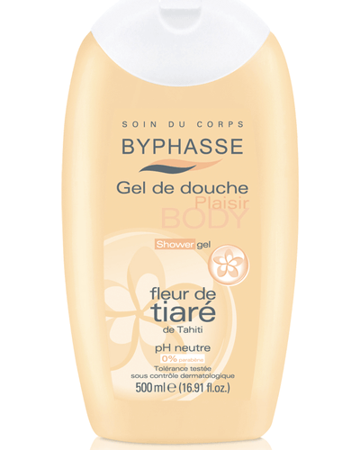 Byphasse Гель для душа Plaisir Shower Gel