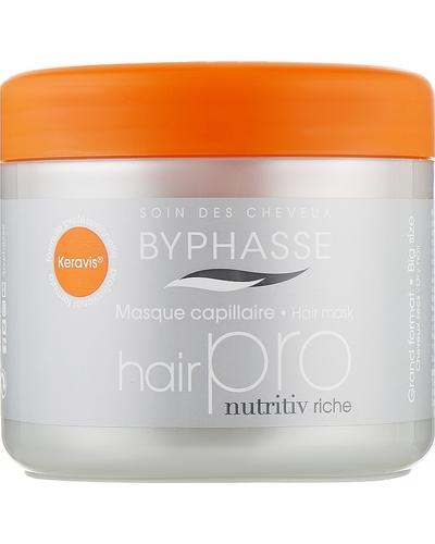 Byphasse Маска для сухого волосся Hair Pro Hair Mask Nutritiv Riche Dry Hair